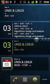agenda widget plus apk simple calendar widget android apps on play