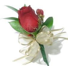 corsage flowers white cymbidium orchid pin corsage flower