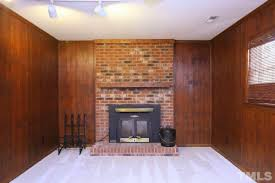 Living Room Red Brick Fireplace East Meets South Living Room Makeover Inspiration