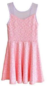 miller dresses sally miller couture coral combo dress