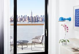 Open Balcony Design Rooms U0026 Suites In Brooklyn Nyc The William Vale