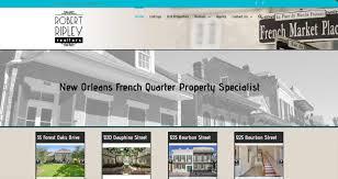 robert ripley new orleans website designers