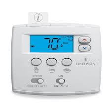 Radio Frequency Ac Thermostat Battery Operated Programmable Thermostats Thermostats The