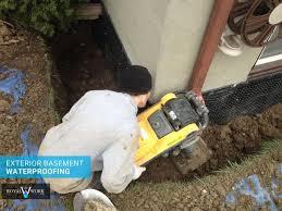 water barrier basement basement leaking from walls fixing up a