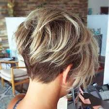 medium hair styles with layers back view 60 cool back view of undercut pixie haircut hairstyle ideas
