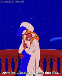 Princess Jasmine Meme - disney aladdin disney gifs princess jasmine vine africant