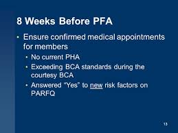 new prt standards proper conduct of the physical fitness assessment pfa ppt video