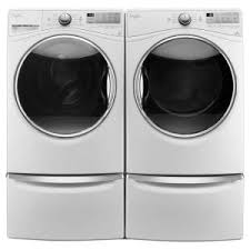 Samsung Pedestals For Washer And Dryer White Laundry 123 15 5 In Pedestal For Front Load Washer And Dryer With