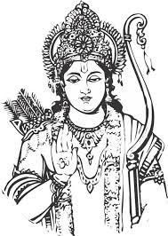 sketches for lord shri ram sketch www sketchesxo com