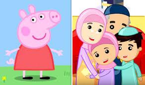 peppa pig muslim leaders urge children watch u0027islamic