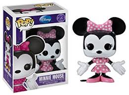 amazon funko pop disney minnie mouse vinyl figure funko pop