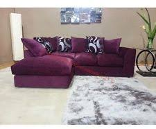 Purple Settee Zina Sofa Ebay