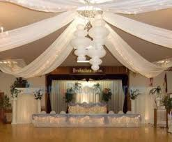roof decorations wedding ceiling decor draping kits