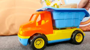 big trucks fire truck toys police car for kids trains for