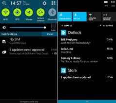 phone settings android windows phone 8 1 vs android 4 4 kitkat microsoft plays catch up