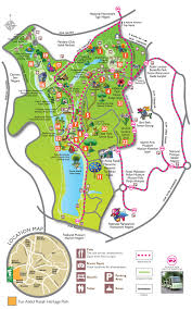 Map Of Midtown Atlanta by Atlanta Botanical Garden Interactive Garden Map Atlanta