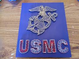 Military Home Decorations by Semper Fi Banners And Military On Pinterest 10x12 Wooden U S