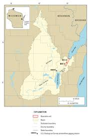 Map Of Green Bay Wisconsin by Usgs Sir 2006 5226 Estimates Of Shear Stress And Measurements Of