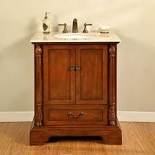 How To Tile A  Inch Bathroom Vanity  The Homy Design - Solid wood bathroom vanity top