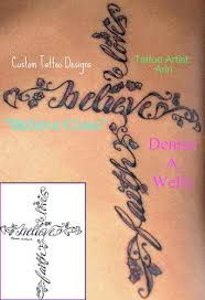 faith tattoos and designs page 38