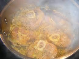 comment cuisiner le jarret de veau tajine de jarret de veau aux chou fleur jarret de veau le chou
