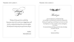 wedding gift thank you wording wedding thank you cards captivating wedding thank you card