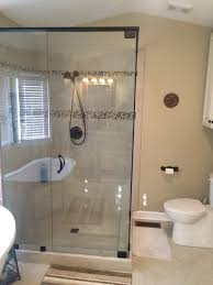 gorgeous charlotte shower bathroom remodel 2048x2730 jpg frameless