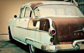 rusty car modification of car and motorcycle 位於美國紐約市的the museum of