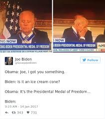 12 A Memes - 12 hilarious memes about obama surprising joe biden with the medal