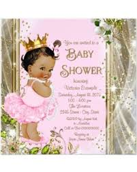 pink and gold baby shower invitations amazing savings on ethnic princess tutu pink gold baby