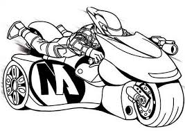 action man turbo bike coloring pages action man turbo bike