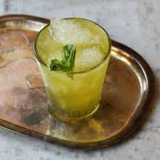 mint julep cocktail basil julep recipe saveur