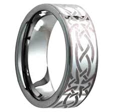 vitalium wedding band 111 best s wedding bands images on antlers black