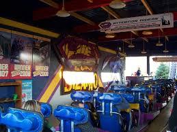 Bizarro Six Flags Great Adventure Superman The Ride Update 1