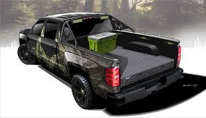Chevy Silverado Truck Accessories - 2016 chevy silverado realtree concept gm authority