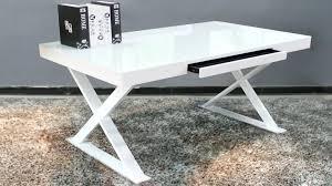 Black And White Desk Accessories White Office Desk Shippies Co