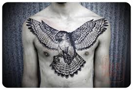 chest tattoos and designs page 379