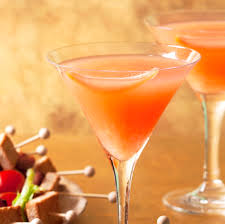 martini rose pink grapefruit martinis rachael ray every day