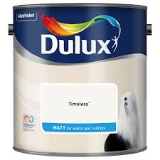 dulux matt emulsion timeless 2 5l paint decorating