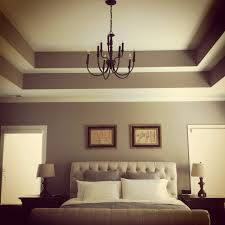 double tray ceiling add crown moulding to really make it pop