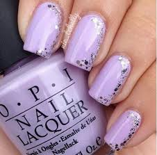 Light Purple Nail Designs Light Purple Nail Designs Different Purple And Silver Nail