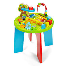 wooden activity table for imaginarium busy bee activity table toys r us australia official