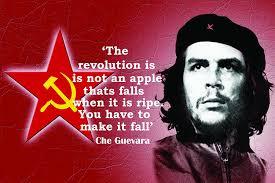 Che Guevara Flag Laminated Che Guevara Poster Wall Chart Brand New 15x22 5 Inch