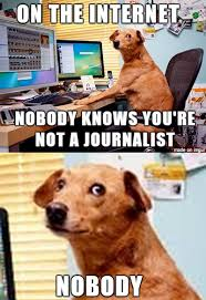 Journalism Meme - week 10 types of citizen journalism the young hyflyer