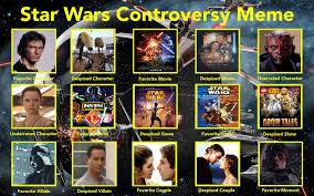 star wars controversy meme by sebastiansmind on deviantart