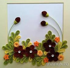 Flower Designs On Paper Paper Quilling Flowers Designs Life Chilli