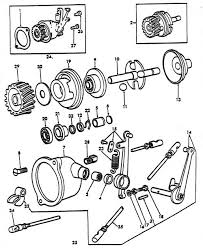 governor parts for ford 8n tractors 1947 1952