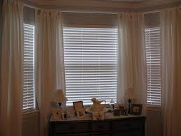 exellent bow window curtain rod sliding glass door bay in design
