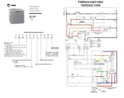 wiring diagram for trane rooftop unit manuals at xe1000