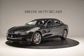 maserati ghibli sport package 2017 maserati ghibli sq4 stock m1904 for sale near greenwich ct